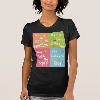 Typography Motivational Phrase - Collage T-Shirt