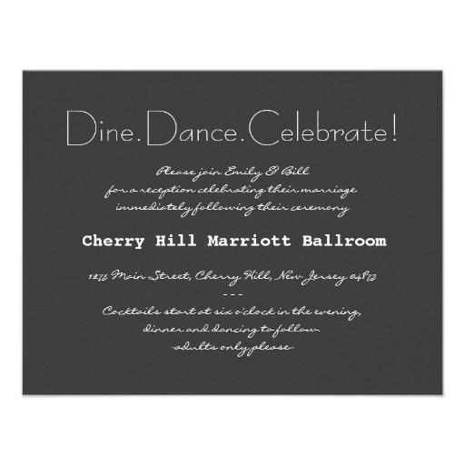 Standard Wedding Invitations with perfect invitations design
