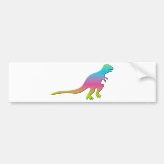 Tyrannasaurus Rex Dinosaur Bumper Stickers