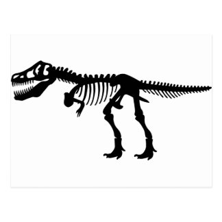 Tyrannosaurs Rex Postcard