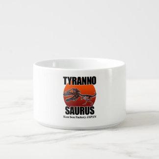 Tyrannosaurus Bowl