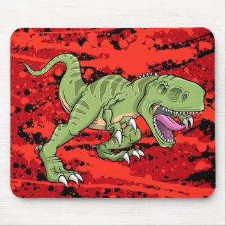 Tyrannosaurus Dinosaur  Mouse Mouse Pad