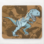 Tyrannosaurus Dinosaur  Mouse Mouse Pads