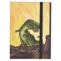 Tyrannosaurus Electronics iPad Air Cases