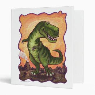 Tyrannosaurus Gifts & Accessories 3 Ring Binder