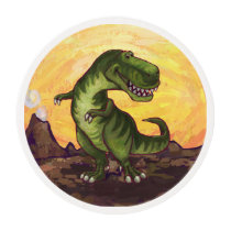 Tyrannosaurus Gifts & Accessories Edible Frosting Rounds