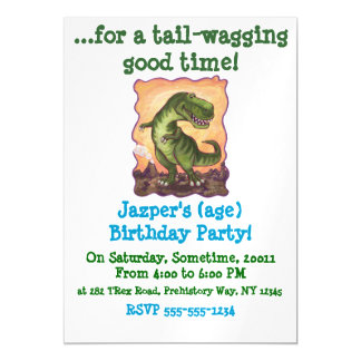 Tyrannosaurus Gifts & Accessories Magnetic Card