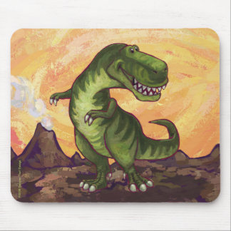 Tyrannosaurus Gifts & Accessories Mouse Pad