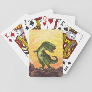 Tyrannosaurus Gifts & Accessories Card Decks
