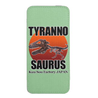 Tyrannosaurus iPhone SE/5/5s/5c Pouch
