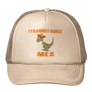 Tyrannosaurus Mex Gorros