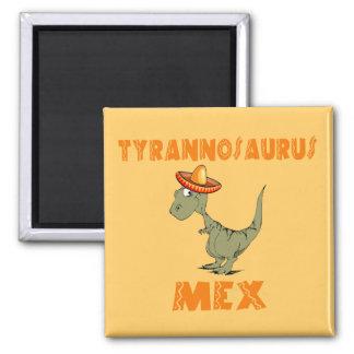 Tyrannosaurus Mex Imanes Para Frigoríficos
