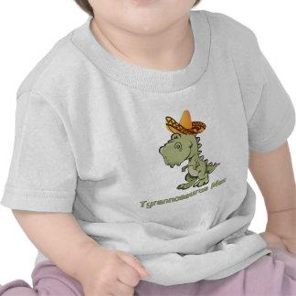 Tyrannosaurus Mex Camisetas