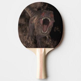 Tyrannosaurus Rex 1 Ping-Pong Paddle