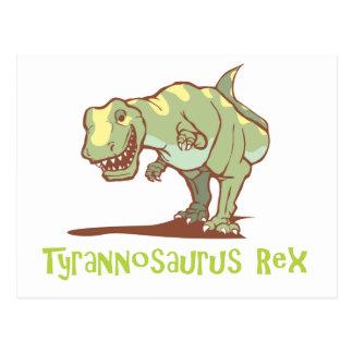 Tyrannosaurus Rex #2 Postcard
