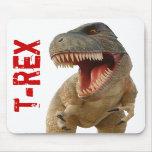 Tyrannosaurus Rex Alfombrillas De Raton