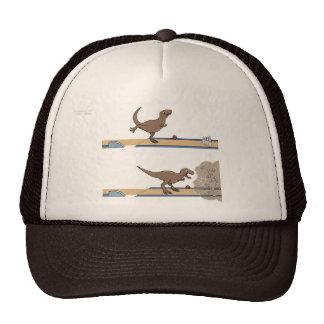 Tyrannosaurus Rex Bowling Hat