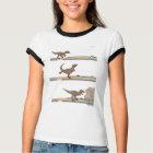 Tyrannosaurus Rex Bowling T Shirt