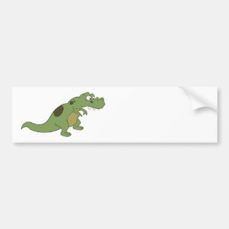 Tyrannosaurus Rex Bumper Sticker