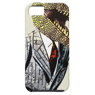 Tyrannosaurus Rex Business Man iPhone 5 Case