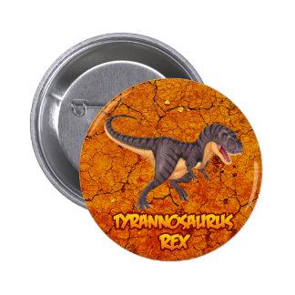 Tyrannosaurus Rex button