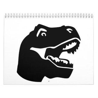 Tyrannosaurus Rex Calendar
