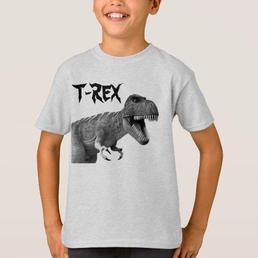 Tyrannosaurus Rex Camisas