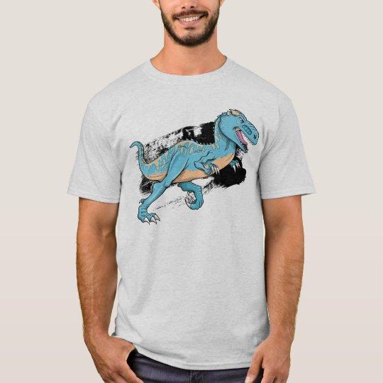 Tyrannosaurus Rex Carnotaurus Dinosaur T-Shirt