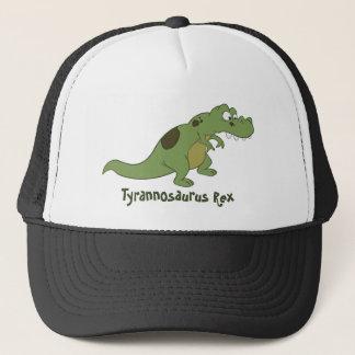 Tyrannosaurus Rex Cartoon Trucker Hat