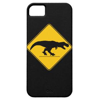 Tyrannosaurus rex crossing iPhone 5 cases