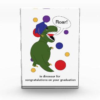 Tyrannosaurus Rex de la graduación