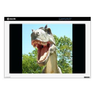 "Tyrannosaurus Rex Dinosaur 17"" Laptop Decal"