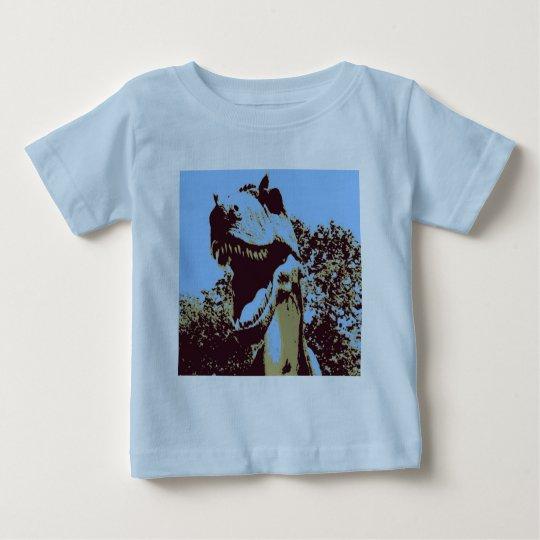 Tyrannosaurus Rex Dinosaur Baby T-Shirt