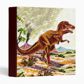 Tyrannosaurus Rex Dinosaur Binders