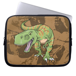 Tyrannosaurus Rex  Dinosaur Electronics Sleeve Laptop Sleeves