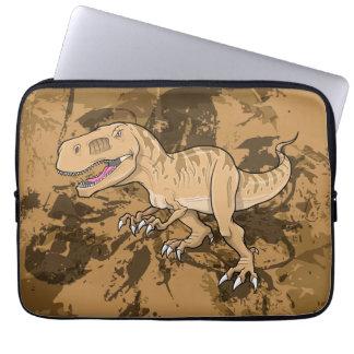 Tyrannosaurus Rex Dinosaur Electronics Sleeve Laptop Sleeve