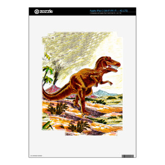 Tyrannosaurus Rex Dinosaur iPad 3 Decal