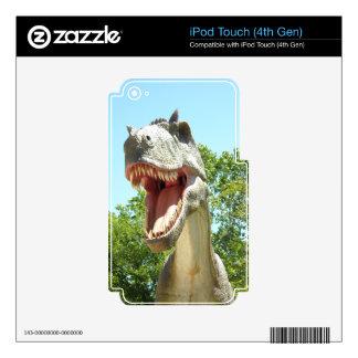 Tyrannosaurus Rex Dinosaur iPod Touch 4G Skin