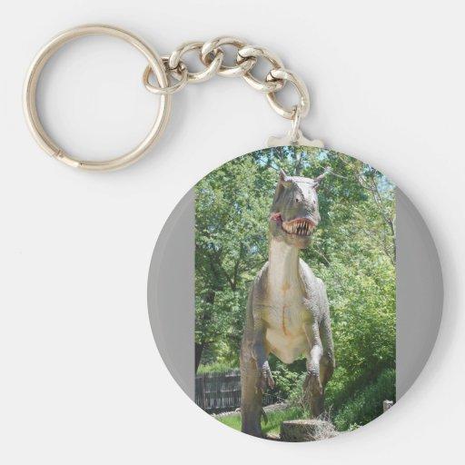 Tyrannosaurus Rex Dinosaur Keychain