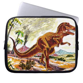 Tyrannosaurus Rex Dinosaur Laptop Sleeves
