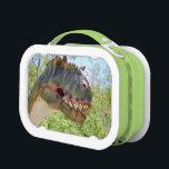 "Tyrannosaurus Rex Dinosaur Lunch Box<br><div class=""desc"">Tyrannosaurus Rex dinosaur design</div>"