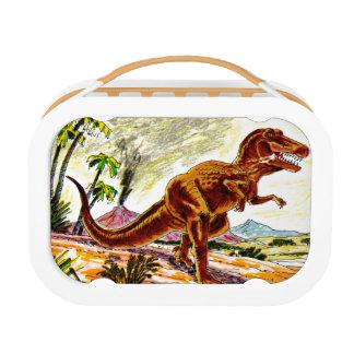 Tyrannosaurus Rex Dinosaur Yubo Lunch Box