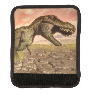 Tyrannosaurus rex dinosaur roaring handle wrap