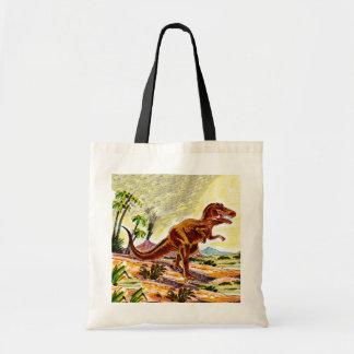 Tyrannosaurus Rex Dinosaur Tote Bag