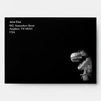 Tyrannosaurus Rex Envelopes