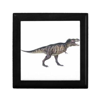 Tyrannosaurus Rex In Side Profile Jewelry Box