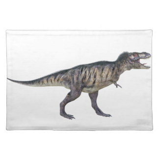 Tyrannosaurus Rex In Side Profile Placemat