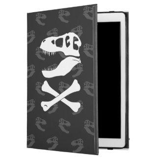 """Tyrannosaurus Rex Jolly Roger iPad Pro 12.9"""" Case"""
