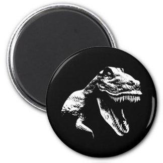 Tyrannosaurus Rex 2 Inch Round Magnet