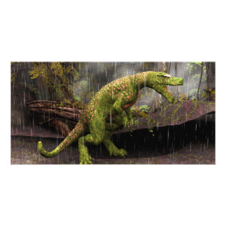 Tyrannosaurus Rex Photo Card
